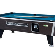 Coin-op Pool Tables