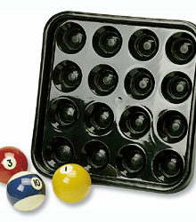 Billiard balls accessories