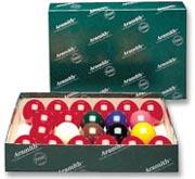 Μπάλες Snooker