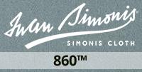 Τσόχα μπιλιάρδου simonis