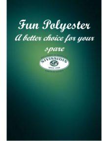 Polyester Fun Balls