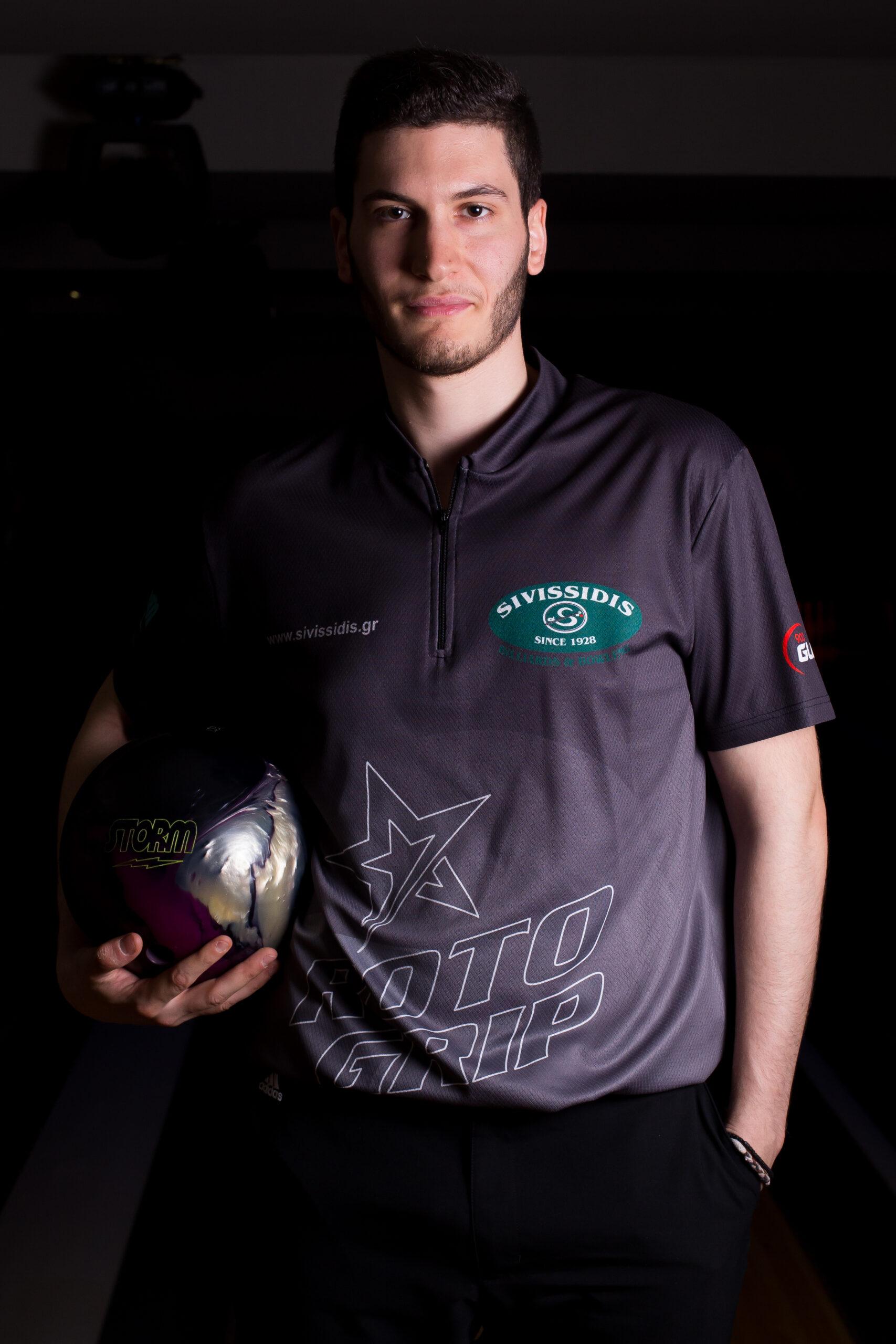 Ξαγοράρης Κωνσταντίνος Select Team bowling - Αφοί Σιβισίδη / Sivissidis Bros
